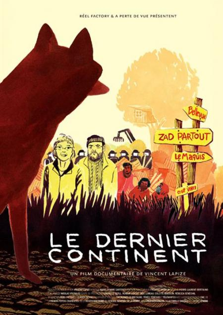 Cin d bat le dernier continent grac - Cinema les 400 coups villefranche sur saone ...