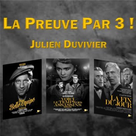 La preuve par 3 julien duvivier grac - Cinema les 400 coups villefranche sur saone ...